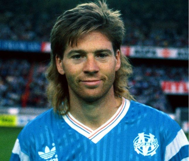 Chris Waddle. OM 1989-1990.