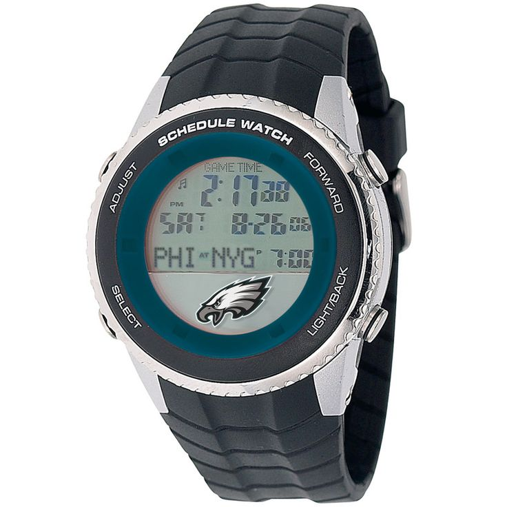 NFL Philadelphia Eagles Men's Schedule Watch