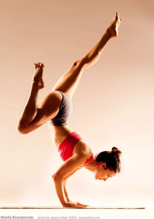 fuerza: Upper Body, Workout Fit, Pop Pilates, Beautiful, Yoga Poses, Workout Routines, Namaste, Fit Motivation, Handstand
