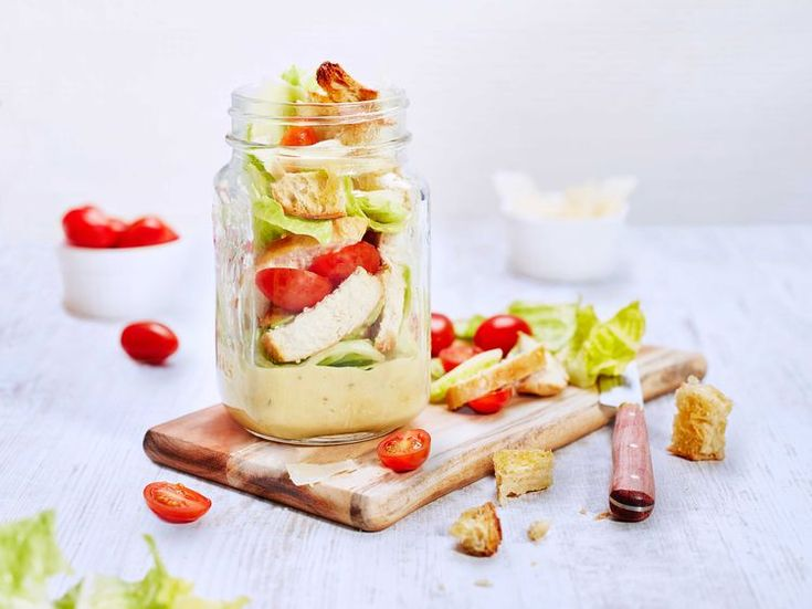 salade bocal