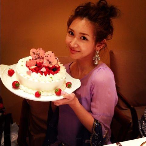 ケーキ×紗栄子。