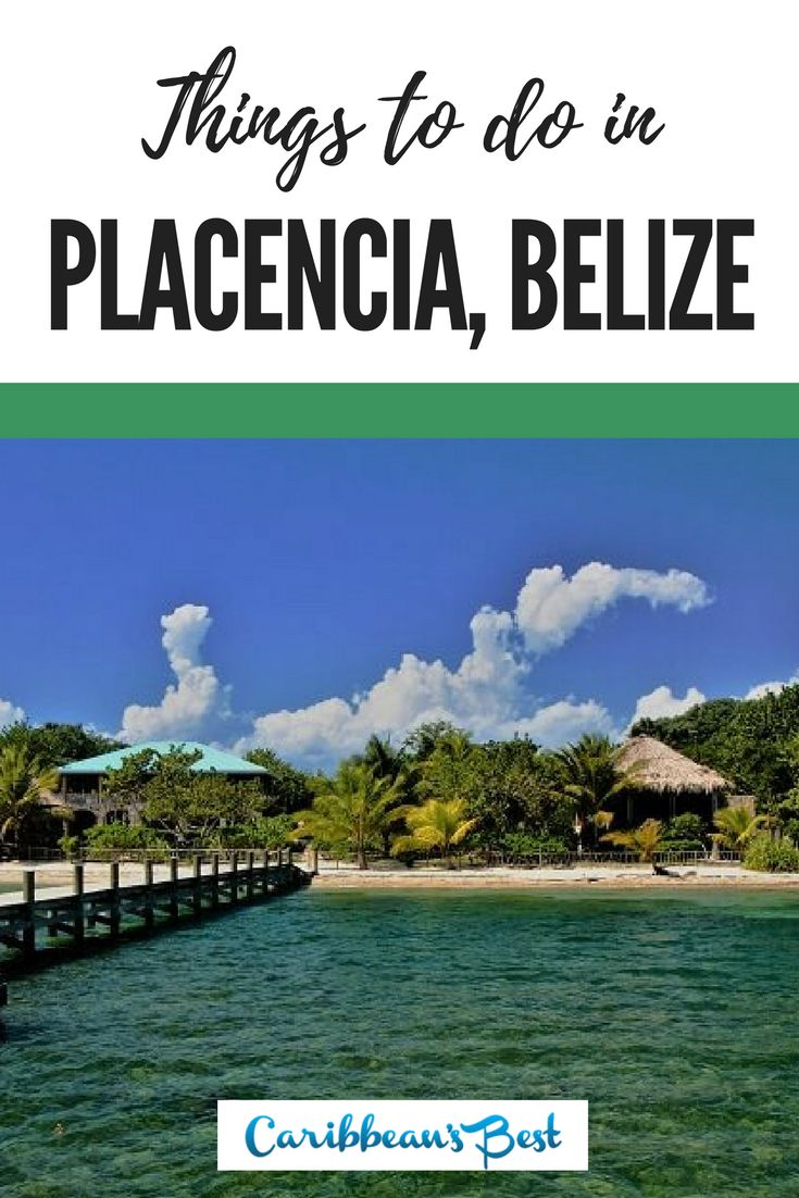 All About Placencia, Belize: The Perfect Carribbean Resort for Anyone