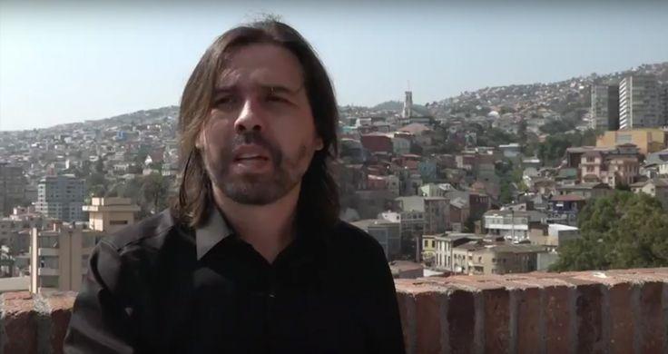 """Científico César Hidalgo habla en La Nación TV de su último libro """"Why Information Grows"""""""