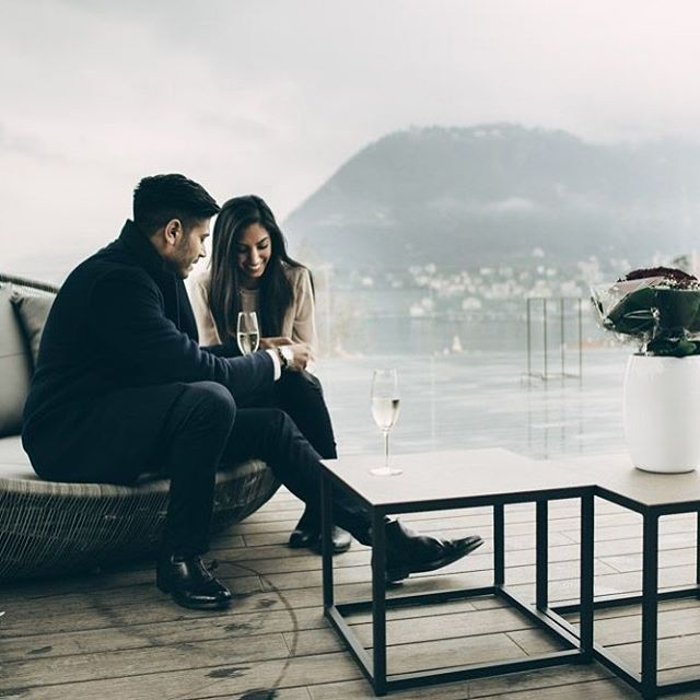Engagement Hilton Lake Como Bhavni and Rushabh  New story on my Blog: https://www.matteocuzzola.it/en/italian-engagement-photography/lake-como-engagements/imagine-this-engagement-lake-como-hilton-lake-como/ . . . . . . . #engagement #milanoengagement #egagementphotographer #elopement  #engagementmilano #destinationwedding #bridetobe2018 #weddingphotography #weddingphotographer #junebugweddings  #engagementparty  #happy #happiness #unforgettable #love #forever  #together #ceremony #romance
