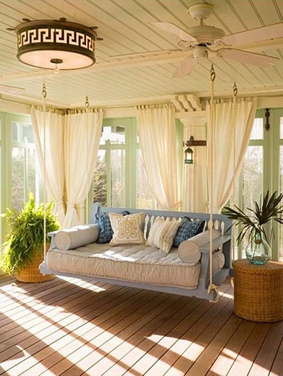 Cottage Porch - Find more amazing designs on Zillow Digs!