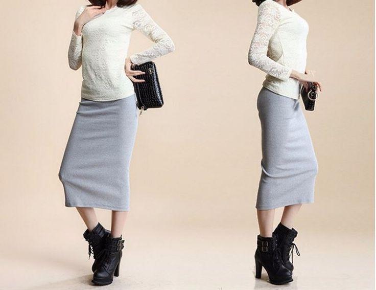 Dámská podzimní dlouhá sukně s rozparkem světle šedá – SLEVA 40 % + POŠTOVNÉ ZDARMA Na tento produkt se vztahuje nejen zajímavá sleva, ale také poštovné zdarma! Využij této výhodné nabídky a ušetři na poštovném, …