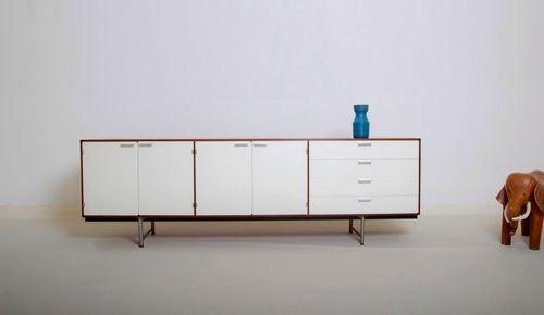 Pastoe wenge sideboard 1960ies design Cees Braakman