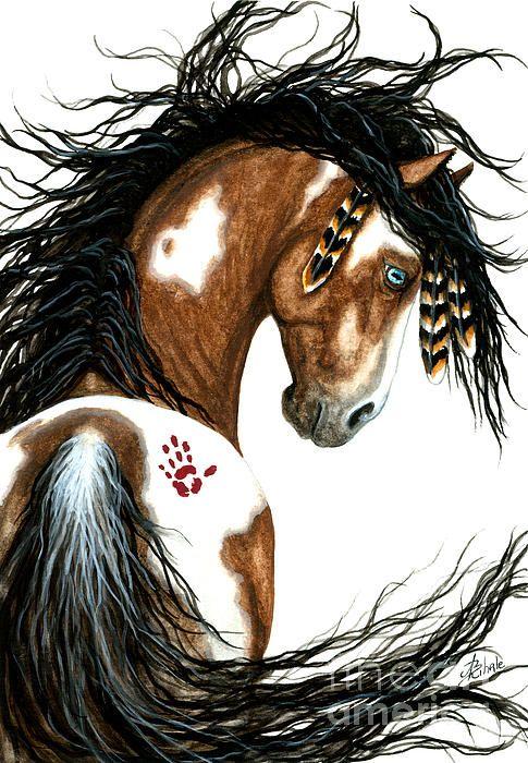 2017/03/12 Majestic Horse