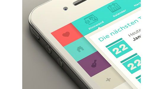 clyp - iPhone Sidebar | Awesome Design Inspiration
