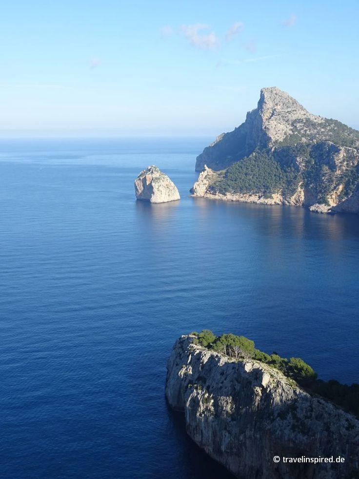 Wunderschöne Halbinsel Formentor im Nordwesten Mallorcas
