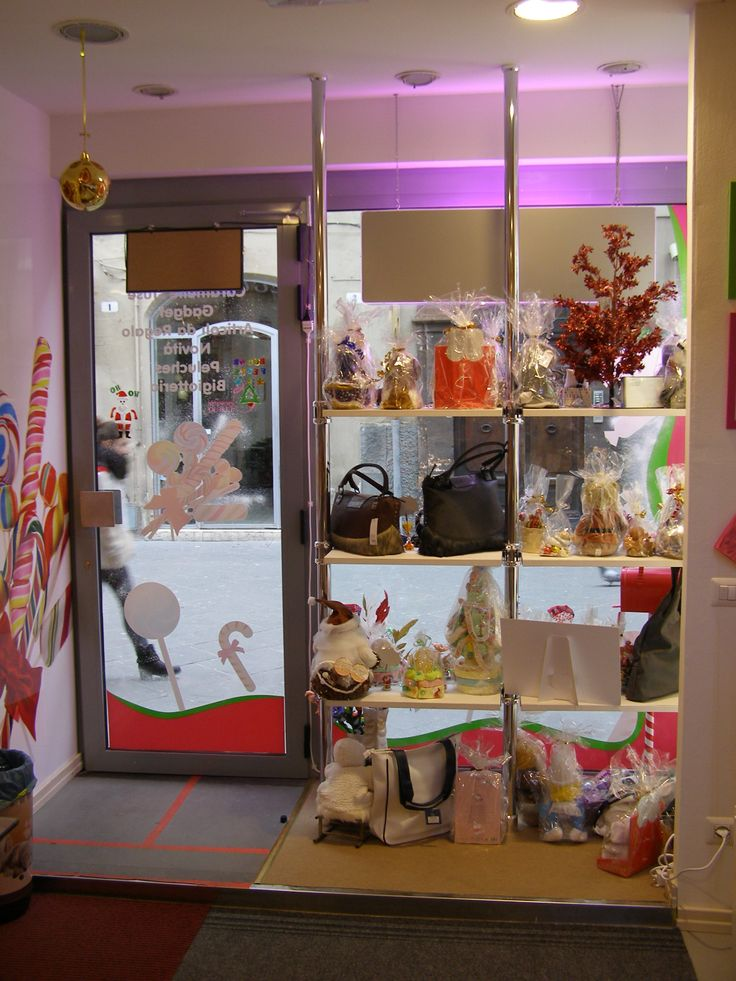 11 migliori immagini arredamento negozi di dolciumi e for Regalo arredamento