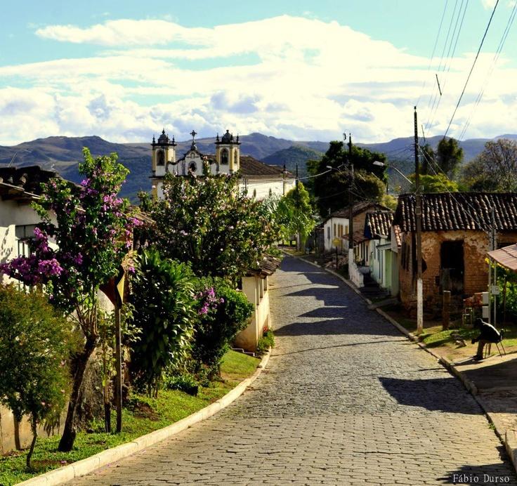 Itatiaia (arraial ) entre as cidades de Ouro Branco e Ouro Preto -Minas Gerais -Brasil