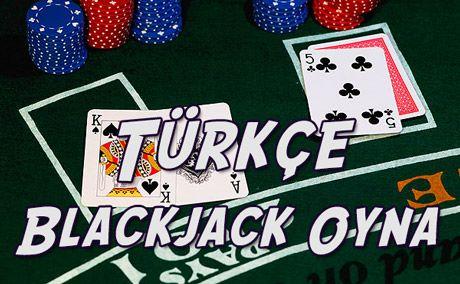Türkçe Blackjack Oyna