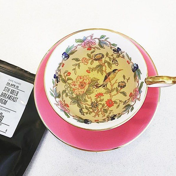 What better way to spend the afternoon than with a cup of South Melbourne Breakfast tea.  Photo by Tlovehh. theguideonline.com.au