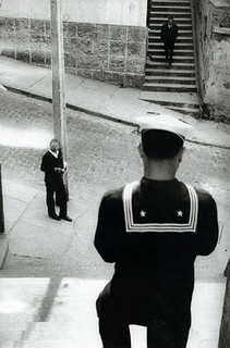 Valparaíso (Chile, 1963) A man's world - SERGIO LARRAIN