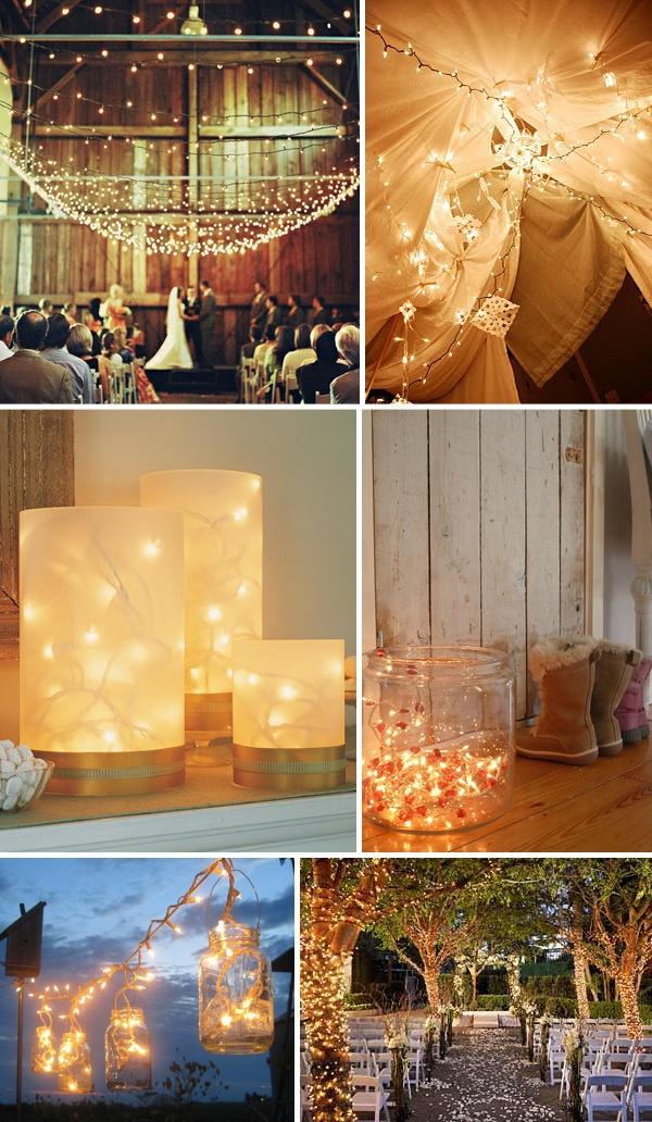 Twinkle Lights Wedding Ideas Pinterest Dance Floors
