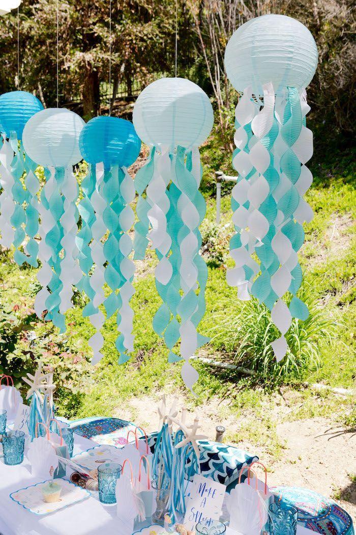 Machen Sie eine Splash Mermaid Birthday Party #bir…