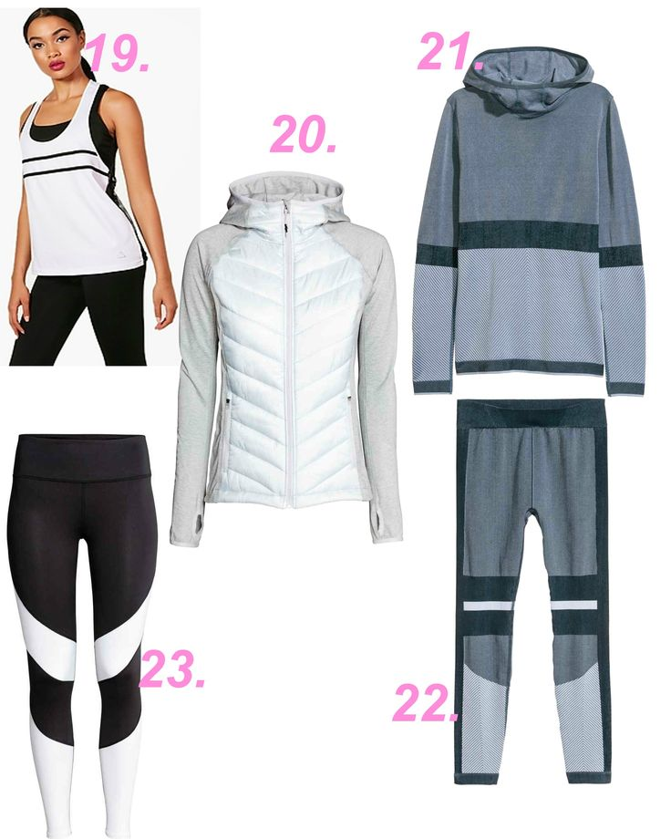 New Year, New Gear! What better way to keep yourself motivated to stick with your fitness goals than investing in some trendy new gear? www.emergingstyles.com