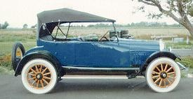 1918 Moline-Knight L-40 3-Door Touring - The Moline Automobile Company manufactured cars from 1904-1919 in East Moline, Illinois. The car used a Knight sleeve-valve engine which created higher compression w/ the carbon build-up common due to bad gasoline in the day. Originally founded in 1900 as the R & V Engineering Co. the Moline name changed to R & V Knight for the 1920 model. Car production ceased in 1924 for truck & bus engine production only.