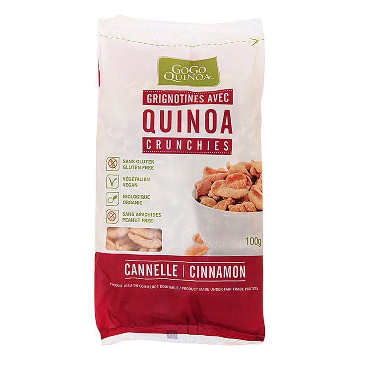 ... about Products on Pinterest | Breakfast, Quinoa cookies and Quinoa