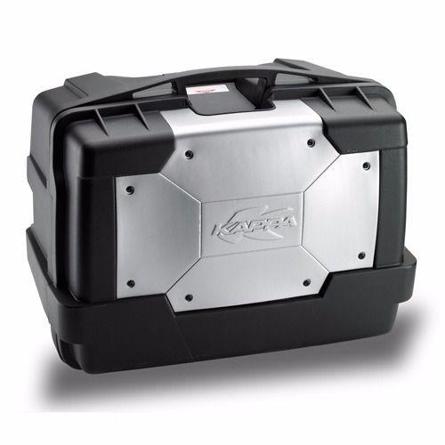 Scontato del -20% approfittane ora! Coppia di valigie laterali KAPPA KGR46 nere. Pagamenti sicuri, reso facile, garanzia 2 anni.