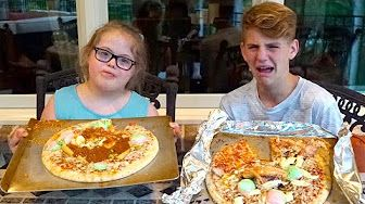 Hot Pepper Challenge (MattyBRaps vs Ivey) - YouTube