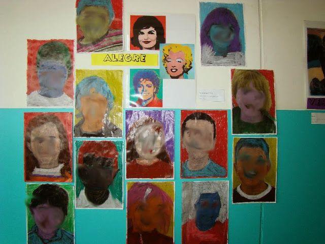 Els nostres moments a l'aula d'infantil: Las emociones a través del arte