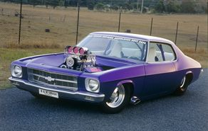 This is a great Monaro built by a couple of young guys in Aussie. Well done.