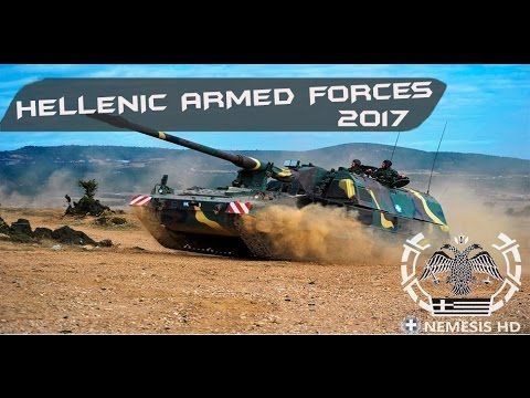 Hellenic Armed Forces Tribute | 2017 Best Balkan Army | By Nemesis HD