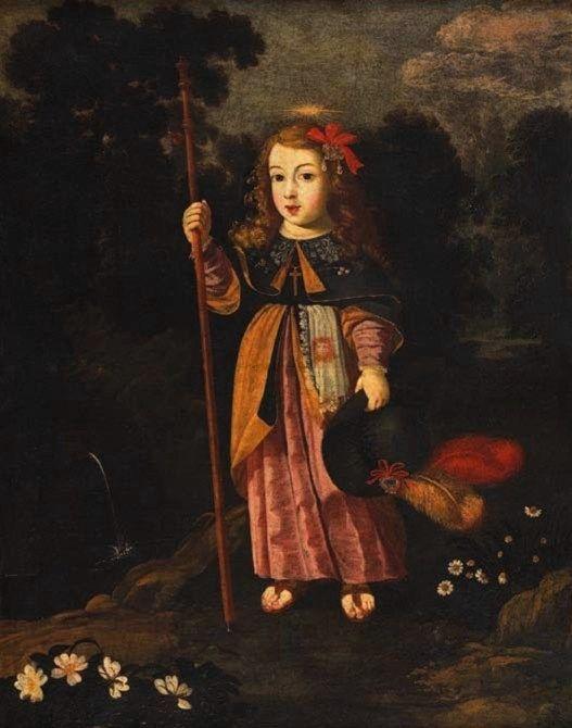 Josefa de Óbidos, Menino Jesus Peregrino