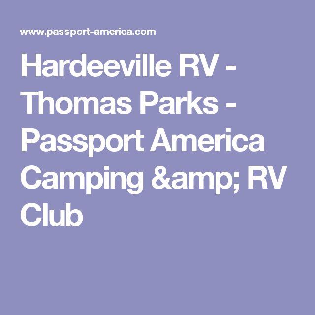 Hardeeville RV - Thomas Parks - Passport America Camping & RV Club