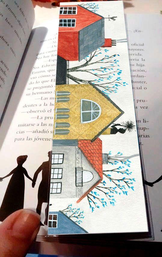 Marcapáginas deshollinador de Mary Poppins by Marta Ponce Ilustracion Marcapáginas ilustrado impreso en papel couché de 300 grMedidas: 5 x 19 cmCon plástico protectorFirmado por detrásIllustrated bookmark printed in Couché paper 300 grSize: 5 x 19 cmSigned by the artistWith protective plastic