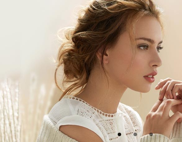Loving this natural makeup look using all Jane Iredale