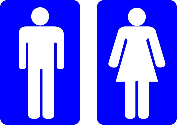image result for bathroom symbol