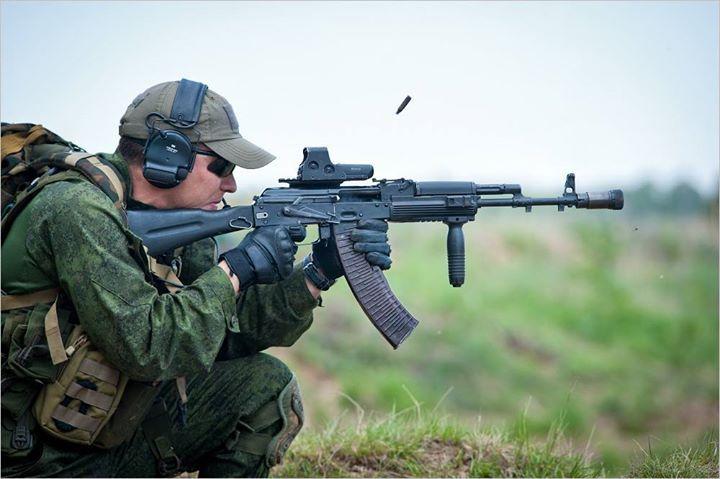 Russian Special Ops With Kalashnikov Rifle Watch: https://youtu.be/Dhkd4-9mmCE http://ift.tt/1KQ7U5H