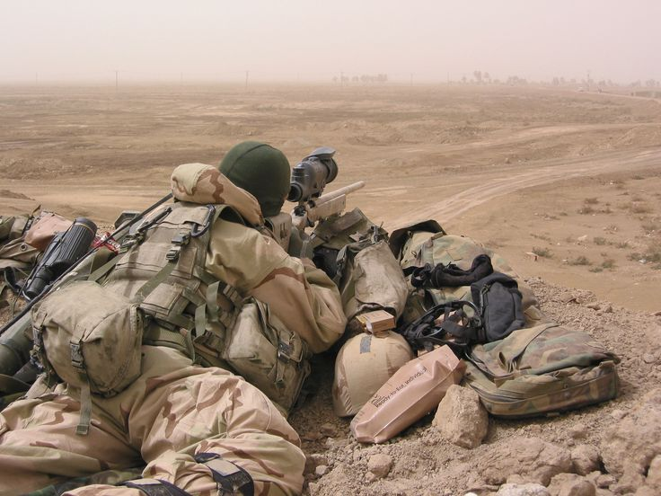 US Iraq | examples of light infantry within the united states military include