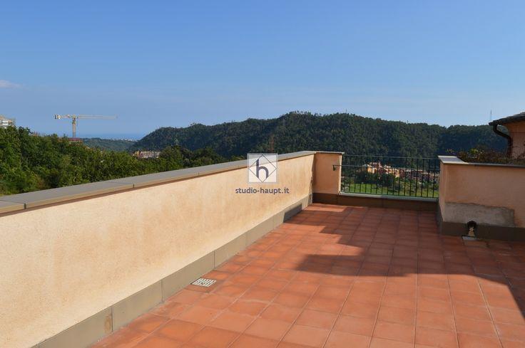 Cogoleto splendida terrazza • Vendita Genova • Studio Haupt