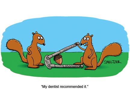 Are you following your dentist's recommendations?