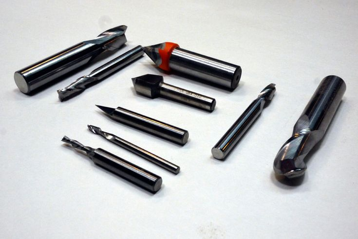 Minneapolis maker Greg Flanagan demystifies CNC router bits on the 100kGarages blog. CNC routers need bits. They determine the kind of carving you can do, the resolution of your finished designs, a...
