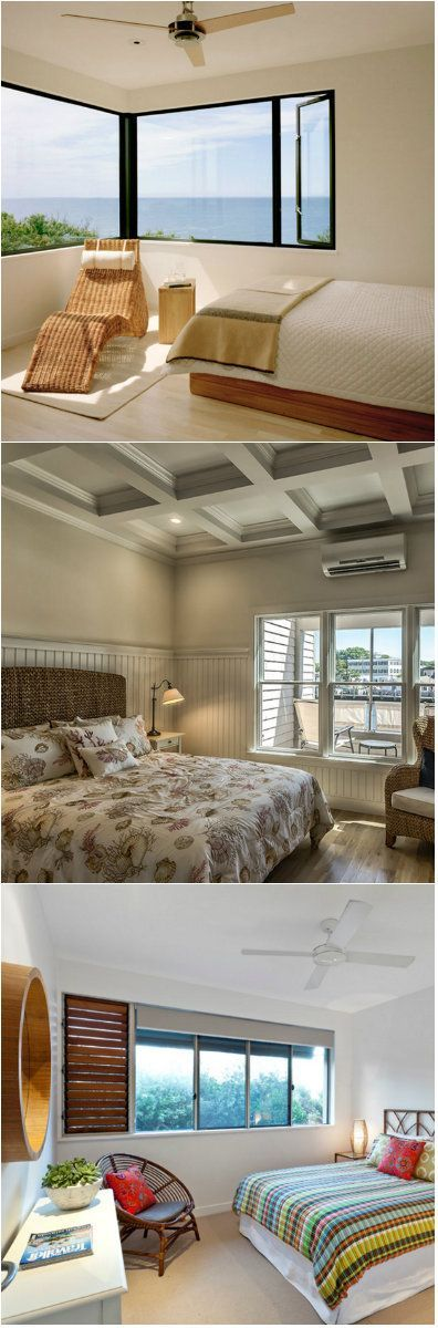 20 Gorgeous Bedrooms with Wonderful Rattan Chairs Rattan chairs in the bedroom? Why not? Check how these bedrooms look with rattan chairs.     Rattan might be something that you do not see every day, but when you do, you know that they sure look fabulous! Whether they are created into chairs,... #RattanChair