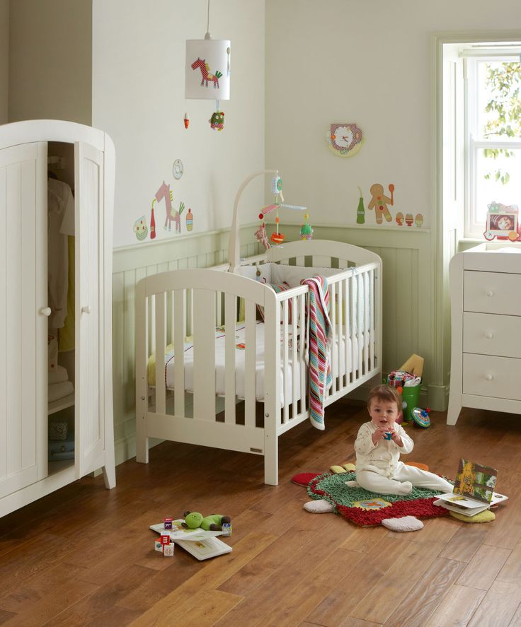 mamas and papas fern cot bed instructions