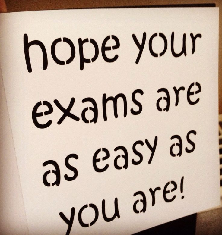 Good Luck Quotes For Board Exams: 17 Best Ideas About Good Luck Exam On Pinterest