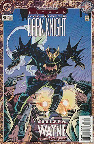 Batman: Legends of the Dark Knight #Annual 4 VF/NM ; DC comic book  Batman: Legends of the Dark Knight  DC  Brian Augustyn, Mark Waid  Joe Staton  Harvey Dent