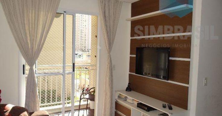 SimBrasil - Negócios Imobiliários - Apartamento para Venda em Campinas