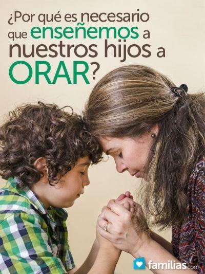 Hay muchas cosas que pasan en el mundo que pueden infundir miedo en el corazón de un niño. La oración puede ser una gran ayuda con los niños en tiempo...
