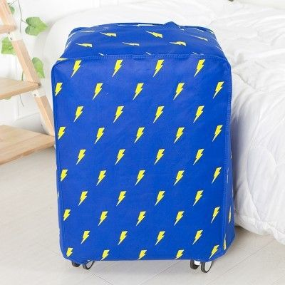 Find More Clothing Covers Information about 1pc Lightning Thicken Non woven Dust Cover Luggage Cover Protective Suitcase Cover Trolley Case Travel Luggage Dust Cover 1739FZ,High Quality cover bike,China luggage parts Suppliers, Cheap covers for the ipad mini from NAAN GUO Store on Aliexpress.com