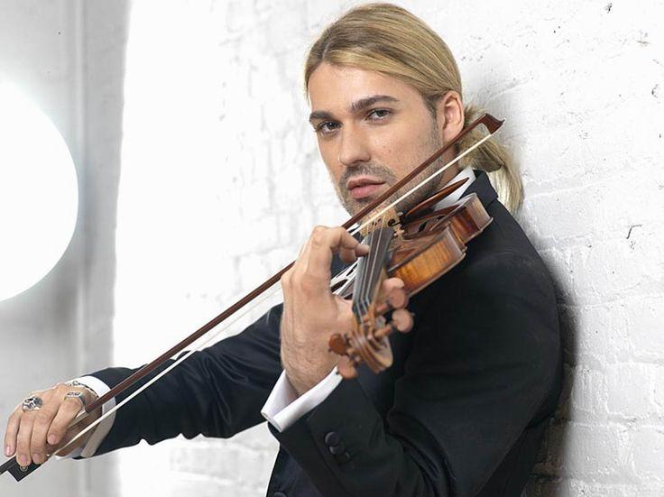 David Garrett - violin virtuoso