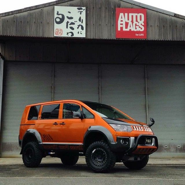 Mitsubishi Delica 4x4 Camper Elevating: 1000+ Images About Delica D5 On Pinterest
