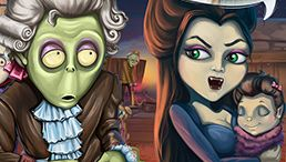 Incredible Dracula: Chasing Love - Adventure and Time-Management Game giveaway by MyPlayCity