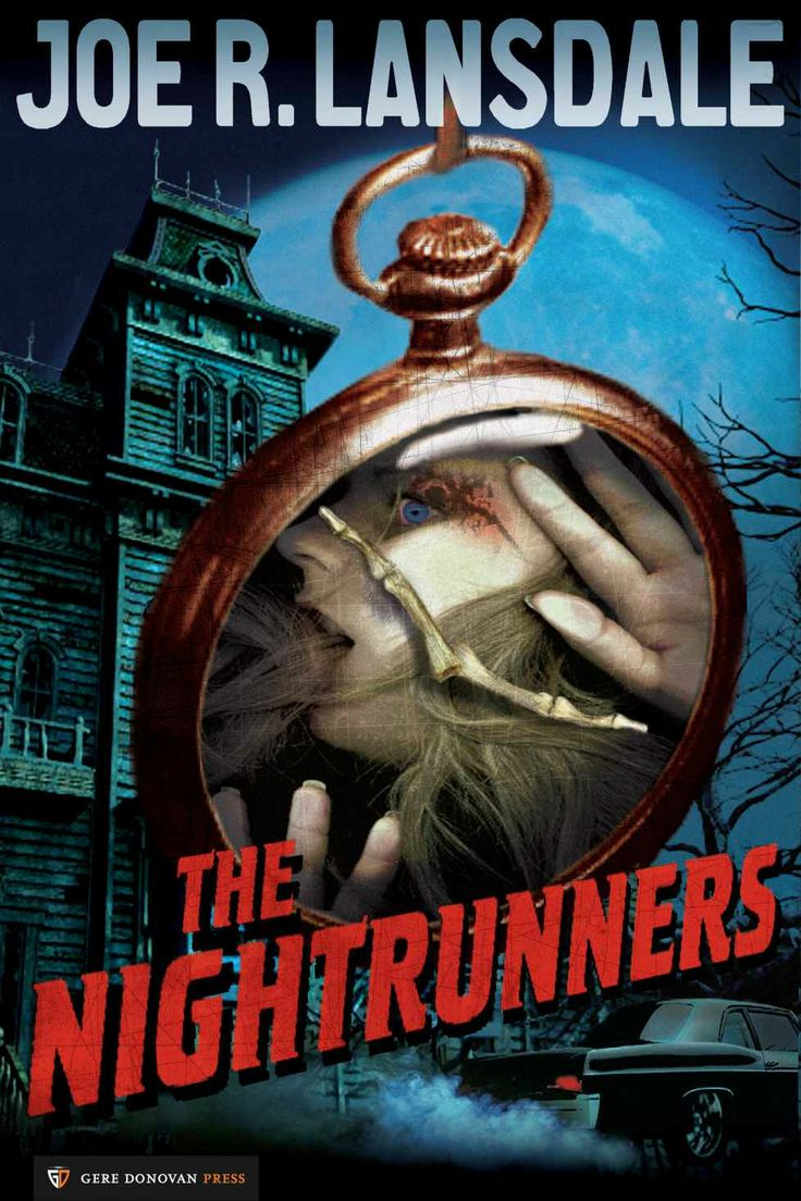 The Nightrunners, By Joe Lansdale
